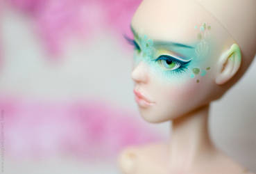 Lilithium WIP with Face up by Red Lorna by Leablackvelvet