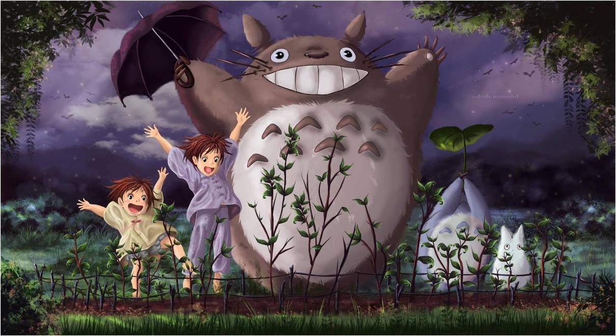 Movie Review: Hayao Miyazaki: My Neighbor Totoro