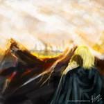 An Exodus in Embers by Jax-chan