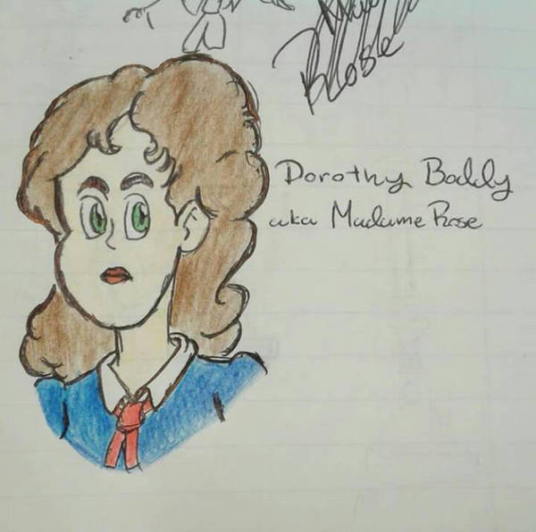 Dorothy Boddy aka Madame Rose  by PenDoodles0320