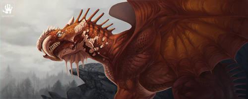 Steam Dragon by DemonML