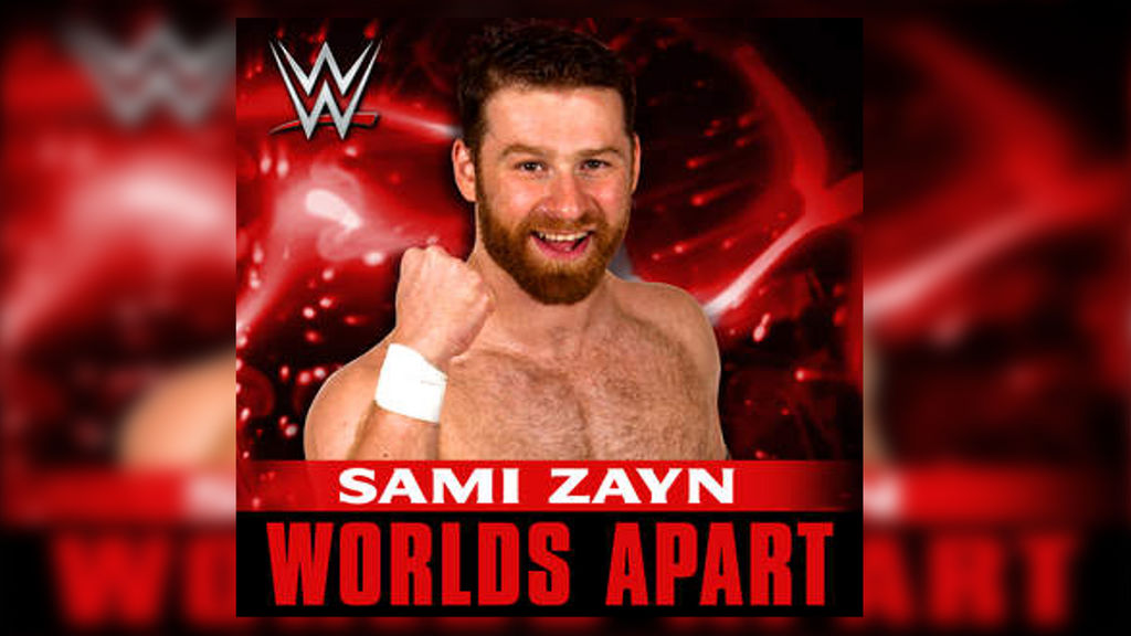 Wwe Sami Zayn Wallpaper Video Pic By Wwearthd On Deviantart