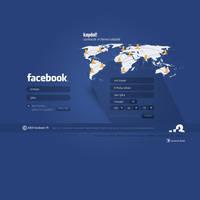 Facebook Login V3 by SencerBugrahan