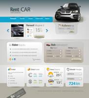 Rent a Car v1 by SencerBugrahan
