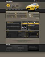 Rent a Car v2 by SencerBugrahan