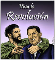 From Guevara to Chavez by BenHeine