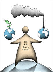 You've Got a Choice by BenHeine