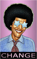 Barack Obama - Change by BenHeine