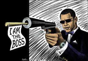 Bad Boy - Barack Obama by BenHeine