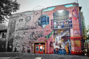 Street Art by BenHeine