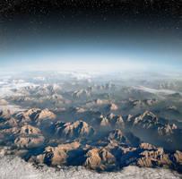 Planet Earth by BenHeine