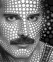 Freddie Mercury by BenHeine