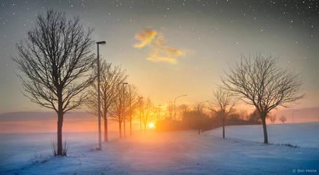 New Year, New Hopes by BenHeine