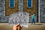 Pencil Vs Camera - 55 by BenHeine