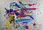 Flesh and Acrylic - C.Madison3 by BenHeine