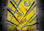 Flesh and Acrylic - Julia by BenHeine