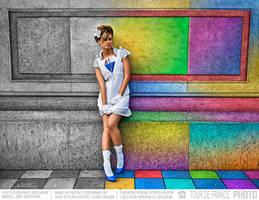 In A Rainbow City by BenHeine