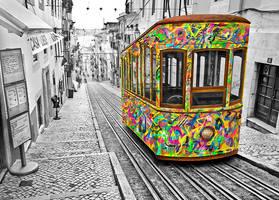 Lisbon Revisited by BenHeine