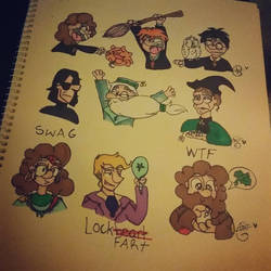 Potterdoddles by TimelordLover07