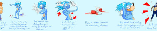 How to Sonic by Sexypotato