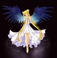 Serenity's Heavenly Charity by Ichigokitten
