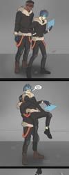 HUG ATTACK by Jinyuu