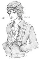 Nicolae by xolJennlox
