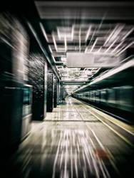 #Moscow #Transport #Tube #Metro by ubinko