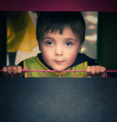 #Boy #Children #Portrait by ubinko