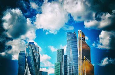 #MoscowCity #Sky #Skyscraper by ubinko