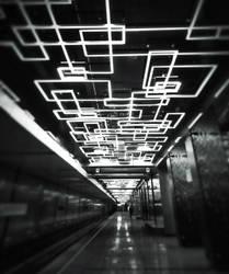 #Moscow #Underground by ubinko