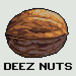 Deez Nuts by Pix3M