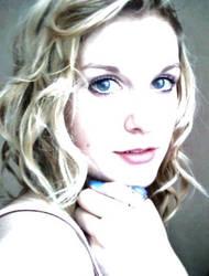 Self Portrait - Blondie by Phantasma1