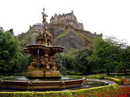 Edinburgh by Khadal