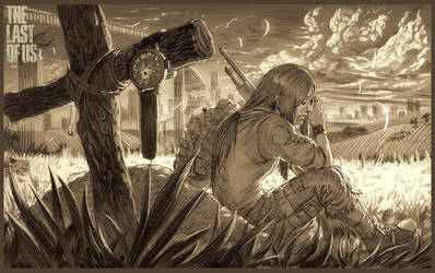 The Last of Us by Brolo
