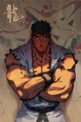 Ryu 2017 by Brolo