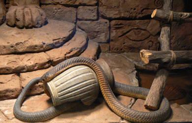 Pharaohs threat by mindsend