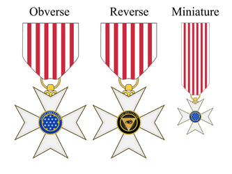 The OSJ American Commander's medal by TheBeatDandy