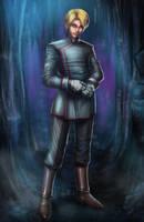 Dark Kingdom General Jadeite by WolfMagnum