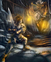 Vagrant Story by WolfMagnum