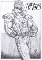 Kenshiro by WolfMagnum
