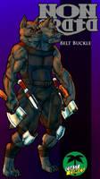 Belt Buckle by WolfMagnum