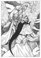Rasputin Fanart by WolfMagnum
