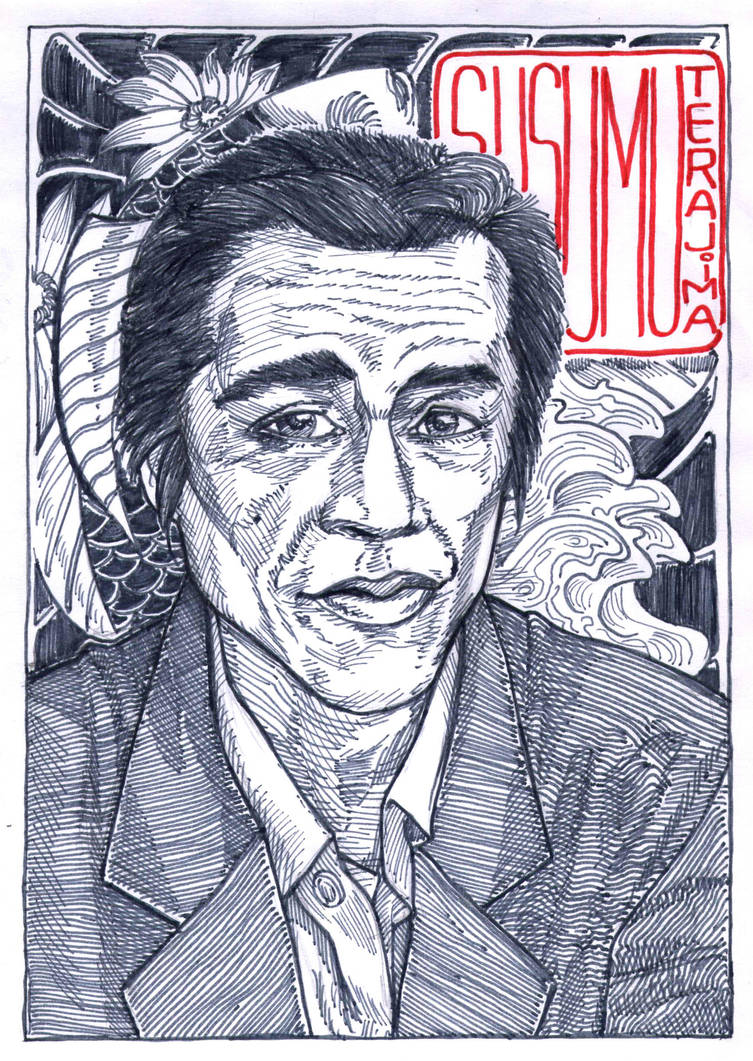 Susumu Terajima by WolfMagnum