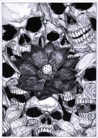 Black Lotus (Smell Of Incense) by WolfMagnum