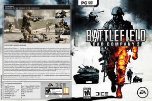 Battlefield Bad Company 2 by Mohamad-Adnan