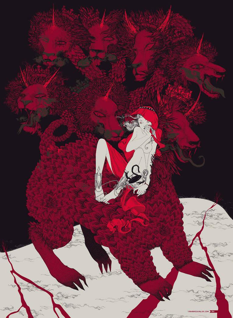 The Beast of the Apocalypse by ya-na