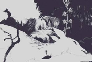 Dead Man by ya-na