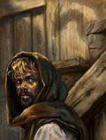 Tyrion's way by artoftas