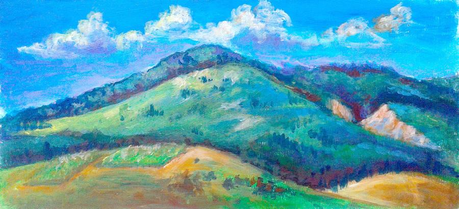 Hills at Bukk by artoftas